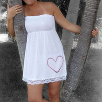 Heart Hook Fishing Dress