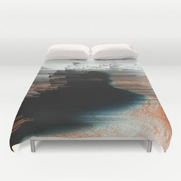 Disruptive Duvet Cover by Ducky B