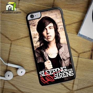 sleeping with sirens kellin quinn iPhone 6S Plus case by Avallen
