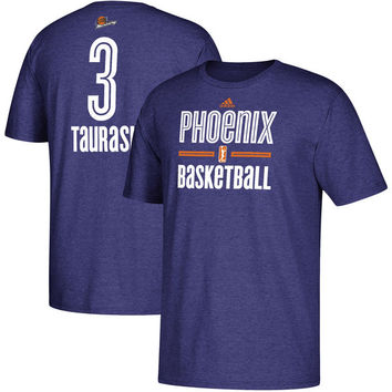 Phoenix Mercury Diana Taurasi adidas Purple Name & Number T-Shirt