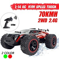RC Remote Control Off Road Racing Cars Vehicle 2.4 Ghz Crawlers Monster Truck 70 km?h