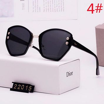 DIOR New Fashion Polarized Sunscreen Travel Women Men Eyeglasses Glasses