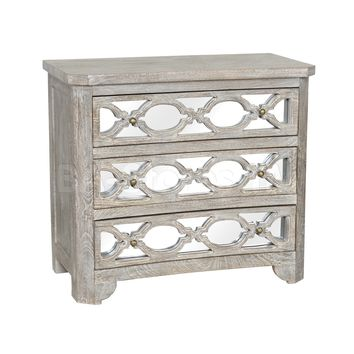 Dressers & Chests: Davenport 3Dwr Chest   Classic Home 52010390/8 - BA Stores