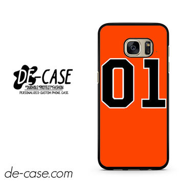 Retro Dukes Of Hazzard General Lee DEAL-9226 Samsung Phonecase Cover For Samsung Galaxy S7 / S7 Edge