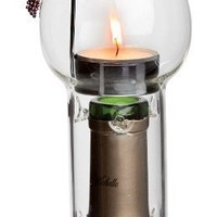 Wine Chimney Tea Candle Set