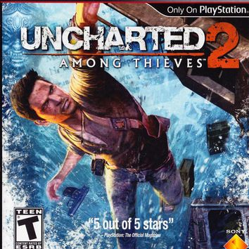 Uncharted 2: Among Thieves - Playstation 3 [PlayStation 3]