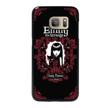 EMILY THE STRANGE MYSTERY Samsung Galaxy S7 Case