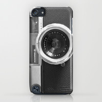 iPhone skin Old School Camera Phone - Also available as iPhone case iPhone & iPod Case by Nicklas Gustafsson