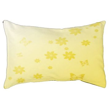 Sunshine Flowers n Butterflies Dog Bed