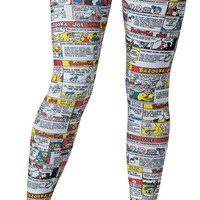 Leggings Bazooka Adult for Halloween