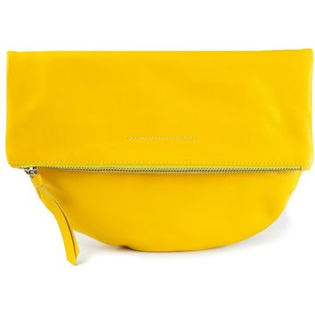 MM6 By Maison Martin Margiela fold over clutch