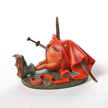 Fat Belly with Dagger Fantasy Figurine by Bosch Parastone 4L