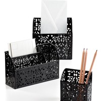 Design Ideas Magnetic Bins, Set of 3