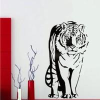 "Tiger Wall Decals Sticker Art Room Decor for Room 23.6"" X 39.3"""
