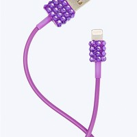 Pave Lightning/USB Charge Cable