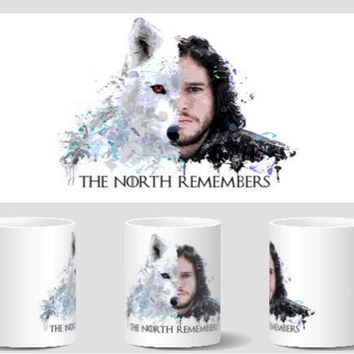 jon snow game of thrones mugs Tea Cup cold hot heat reveal coffee mug cold hot sensitive  heat changing color travel
