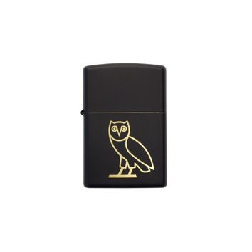 OWL ZIPPO | October's Very Own
