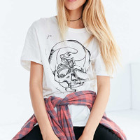 Silence + Noise Skull And Snake Tee | Urban Outfitters