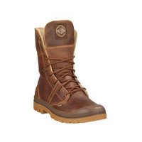 Palladium Pallabrouse Baggy Plus Boot - Men's Bridle Brown/RGB,
