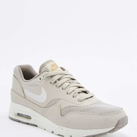 Nike Air Max 1 Essential Beige Trainers - Urban Outfitters