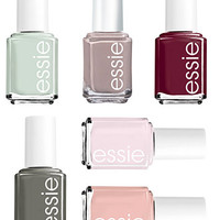 essie back to chic collection
