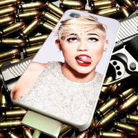 Miley cyrus hair style for iPhone 4/4s/5/5s/5c/6/6 Plus Case, Samsung Galaxy S3/S4/S5/Note 3/4 Case, iPod 4/5 Case, HtC One M7 M8 and Nexus Case ***