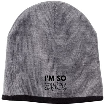 I'm So Fancy 100% Acrylic Beanie