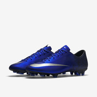 The Nike Mercurial Victory V CR7 Men's Firm-Ground Soccer Cleat.