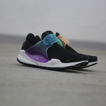 Fragment Design x Nike Sock Dart (Black Grape)