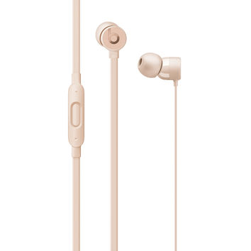 urBeats3 Earphones with Lightning Connector - Matte Gold