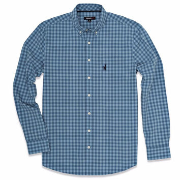 The Gulliver Button Down in Breaker by Johnnie-O