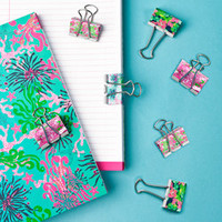 Lilly Pulitzer Task Clips - See Jane Work