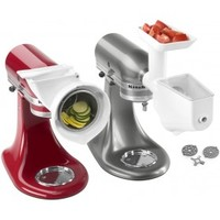 KitchenAid Mixer Attachment Pack w/ RVSA, FGA & FVSP