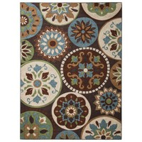 Maples Medallion Rug Collection