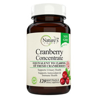 Nature's Potent - Cranberry Concentrate, Non-GMO Supplement
