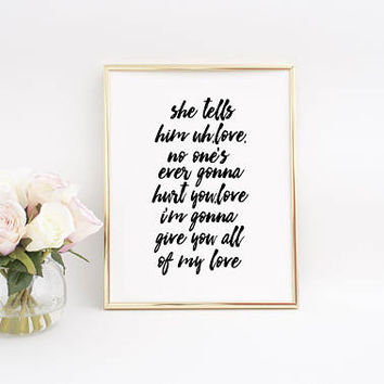 Love sign,Printable Art,Inspirational Quote,Mom Gift,Mothers day decor,Nursery Wall art,Children Gift,Kids Gift,Girl Nursery Decor,Wall art