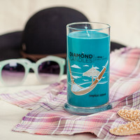 Tropical Retreat Ring Candle