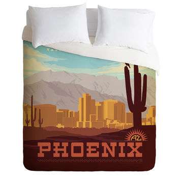 Anderson Design Group Phoenix Duvet Cover