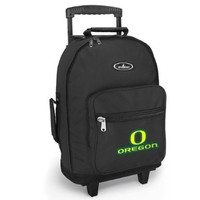 Oregon Rolling Backpack UO Backpacks Bags with Wheels or School Trolley Carry-O