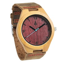 Wooden Watch // Purple Heart