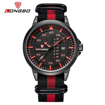 Casual Hollow Out Dial Unique Design Watches Leather Date Calendar Men Waterproof Wrist Watches Gift