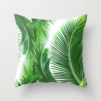 ARECALES II Throw Pillow by Chrisb Marquez