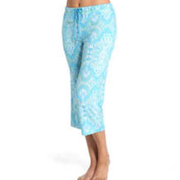 Jockey 338951 Enchanted Spring Printed Pant
