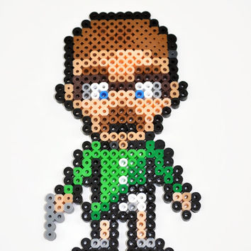 Breaking Bead Pantsless Walt Magnet