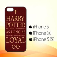 Harry Potter V0416  iPhone 5|5S|SE Case