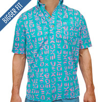 The Montezuma (Bigger Fit) | Chubbies Button-Up Nutter – Chubbies Shorts