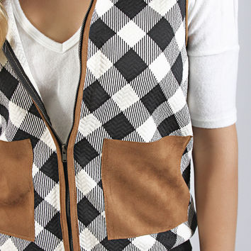 s'mores please lightweight vest