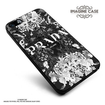 Prada Milano case cover for iphone, ipod, ipad and galaxy series