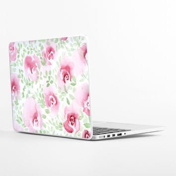 Floral Study Eight Laptop Skin