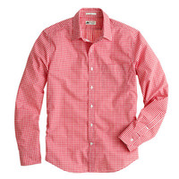 Slim Thomas Mason® for J.Crew shirt in small gingham - slim shop - Men's Men_Special_Shops - J.Crew